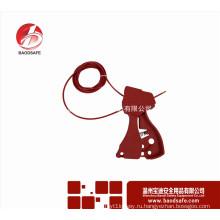 Wenzhou BAODSAFE Регулируемая маркировка блокировки кабеля BDS-L8601 Красный цвет