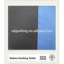 tela de algodón de alta calidad 100% 40 * 40 + 40D 133 * 72 57/58 '' lisa teñida