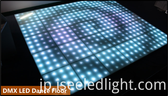 6 LED Dance floor 02