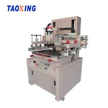 Máquina de impresión de pantalla plana de vinilo