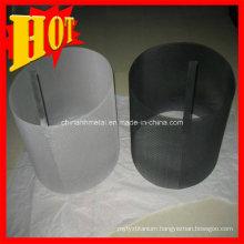 Iridium Coating Gr 2 Pure Titanium Mesh