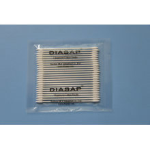Clean Room Cotton Swabs for Cleaning Fiber Optic Components (HUBY340 BB-013)