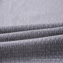Grey Color Linen Sofa Furniture Fabric for Europe