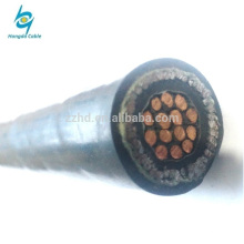 450 / 750V 2.5mm2 Cu xlpe isolierten Stahlband Armored Control elektrisches Kabel