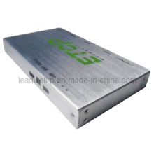 Surface Brushed Sheet Metal Prototype for DVD Player (LW-03004)