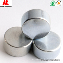 Large Size Strong Magnetic Cheap Permanent 50mm by 5 Mm Disc Neodynium Magnets