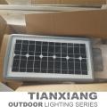 Mini integrierte Solar LED-Straßenleuchte 10W