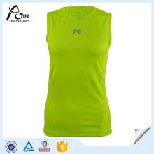 Gilrs Spandex Top Dry Fit Одеяло для фитнеса