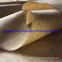 Fiberglass Fabric Coated with Vermiculite