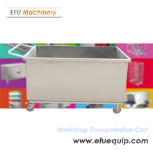 Stainless Steel transportation carts