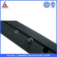6063 Aluminium Customized Extrusion with CNC Machining