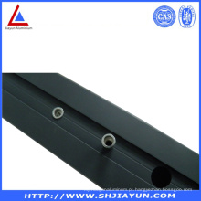 6063 Extrusão personalizada de alumínio com CNC Usinagem
