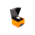 Cajas de embalaje de joyería naranja