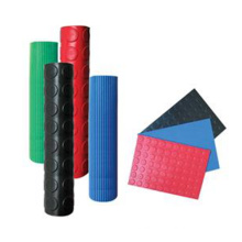 Different Color Anti-Slip Rubber Sheet / Roll