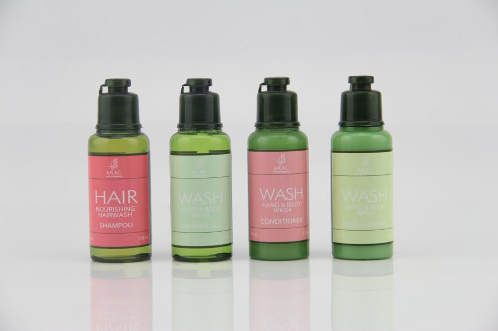 Hotel Amenities Travel Size Shampoo 30ml Bottle