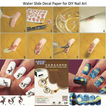 A4 Laser Water Transfer Paper (white /dark color)