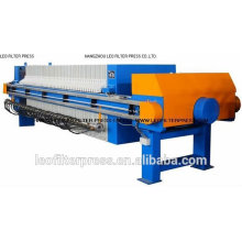Leo Filter Press Fully Automatic Operation Palm Oil Membrane Filter Press