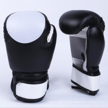 Großhandel Benutzerdefinierte logo PU Boxhandschuhe Thai Kick Boxhandschuhe