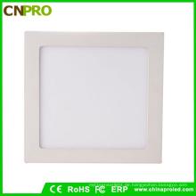 Top Qualität Ultra Slim Quadratische Form LED-Panel Licht