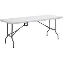 Wholesale 6FT Plastic Folding Table, Camping Table, Dining Table