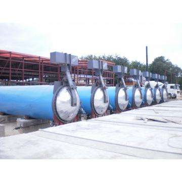 Aut2 × 31m AAC Autoclave Machine