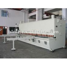 hydraulic foot pedal shearing machine 4m,nc cutting machine 4m