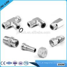 Conexões de tubos de aço inoxidável de solda de extremidade