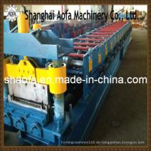 Joint-Versteckte Dachplatte Rollenformmaschine (AF-R360)