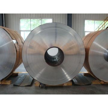 Umwandlung von Aluminiumverpackungsfolie für Teeverpackung Dünnmaß 0,005 mm - 0,009 mm