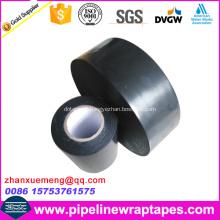 Fita protetora de polietileno para tubulação de aço