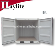 mini cube 6ft 7ft 8ft 9ft set contenedor de envío seco para el almacenamiento