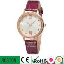 Moda Lady Quartz Watch para mulheres ou meninas com RoHS