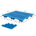 1200*1200*135 mm New Arrival Blue Ans 9 Feet Plastic Pallet