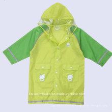 Prefessional Customized Design Foldable Work Rain Suit