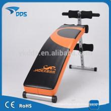 Banco de peso fitness com altura ajustável usado banco de peso para a venda