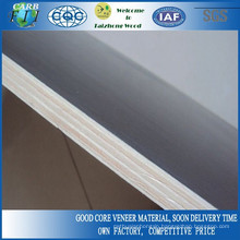 Poplar Core Black Color 18 MM Shutter Plywood