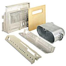 Aparelho odontológico para fundição sob pressão de alumínio
