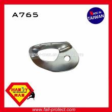 A765 alumínio escalada olho olho 8mm 15kN âncora cabide âncora montanhista