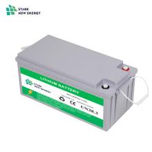 Paquete de batería de litio 24V100Ah para farola solar