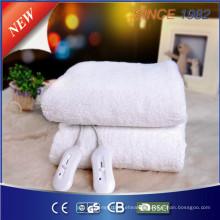 Lavável, lã, sintético, aquecido, cobertor, com, GS, certificado