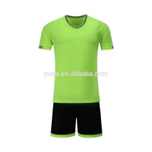 2017 new design soccer jersey children size colorful football jersey