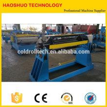 Einfache Maschine der Stahlspule für PPGI, GI STAHL