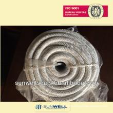 Square Ceramic Fiber Rope