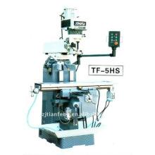 Máquina de fresagem ZHAOSHAN TF-5HS Máquina de CNC melhor qualidade