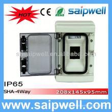 2014 haute qualité étanche IP65 boîte de distribution en acier inoxydable boîte de distribution HA série