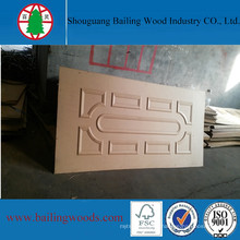 3mm Raw HDF Moulded Door Skin for Sale