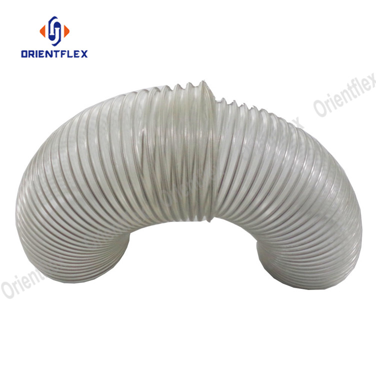 Pvc Steel Wire Duct Hose 4