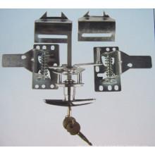 Cerradura de puerta cruzada de Carbarn, puerta industrial (CD-001A)
