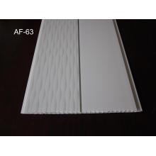 Af-63 Белая панель из ПВХ