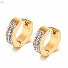 China Veränderbar Gold Ohrringe Schmuck Muster Fabrik